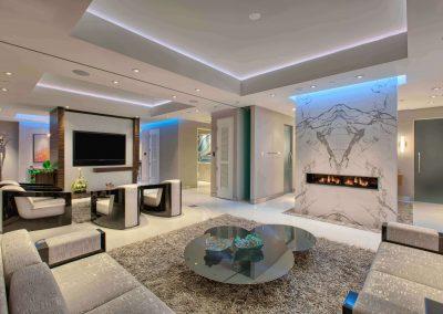 Hotel Mandarin, baño DK aura